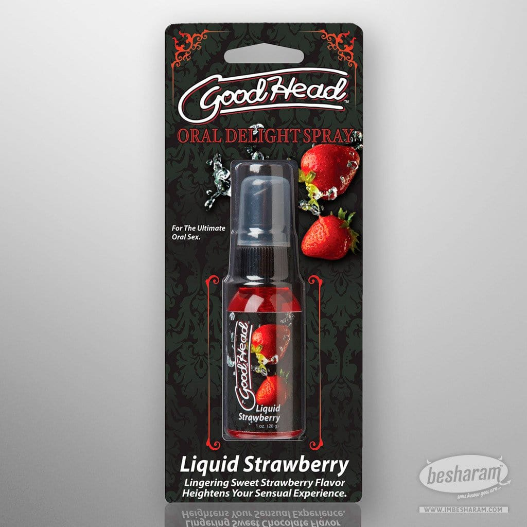 Goodhead Oral Delight Spray main image 3
