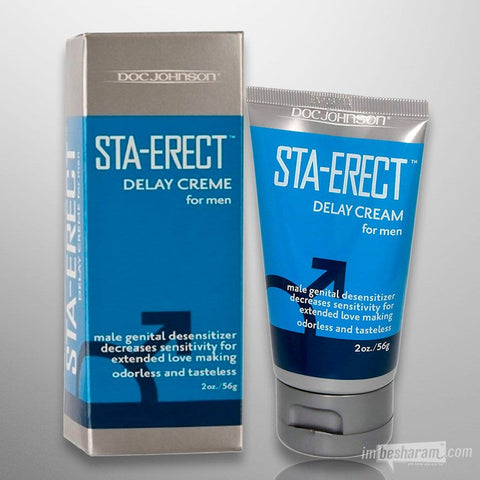 Sta-Erect Male Enhancement Cream