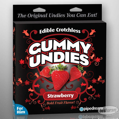 Edible Male Gummy Underwear