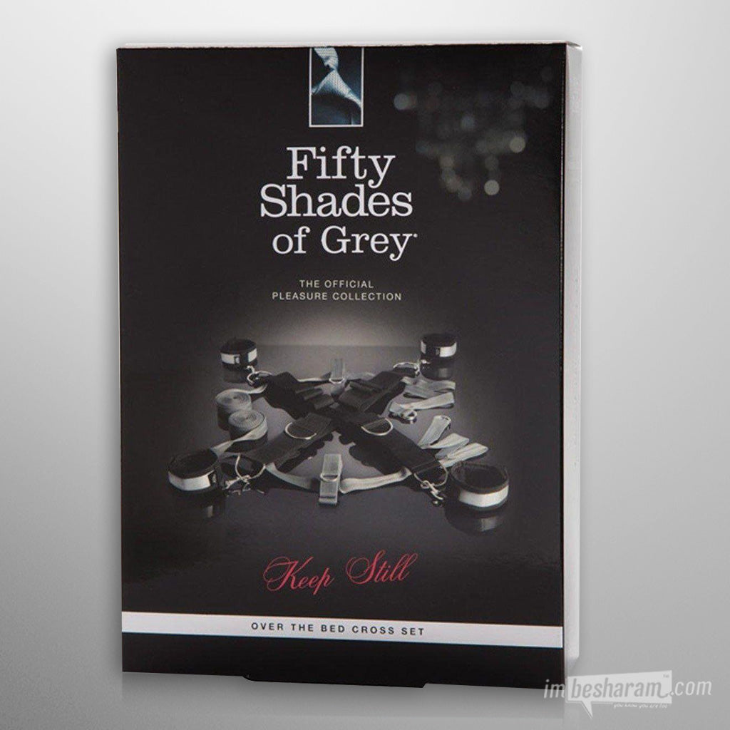 Fifty Shades of Grey Over the Bed Cross Restraint Kit