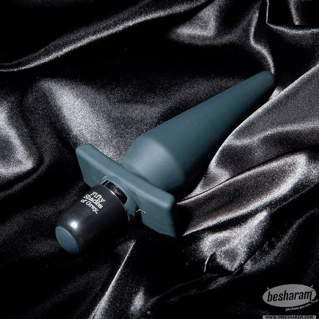Fifty Shades Of Grey Delicious Fullness Vibrating Butt Plug main image 3