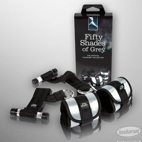 Fifty Shades Of Grey Handcuff Restraint Set