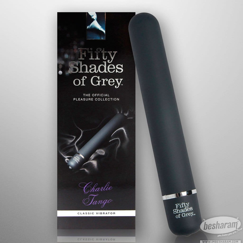 Fifty Shades Of Grey New Charlie Tango Classic Vibrator