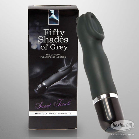 Fifty Shades Of Grey Sweet Touch Mini Clitoral Vibrator