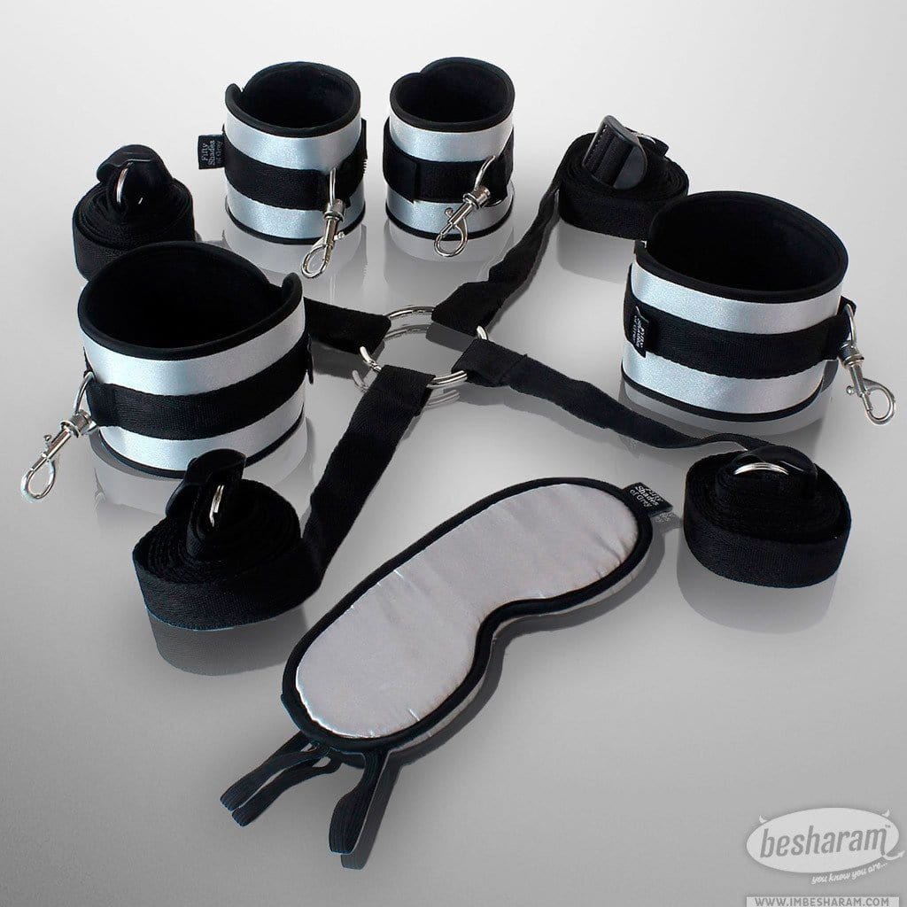 Fifty Shades Of Grey Universal Bed Restraint Kit main image 2
