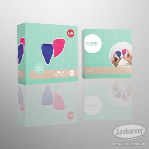 Fun Factory Menstrual Cup Explore Kit