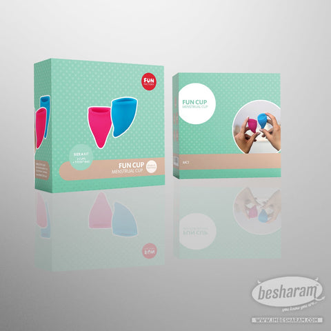Fun Factory Menstrual Cup - Just Arrived!