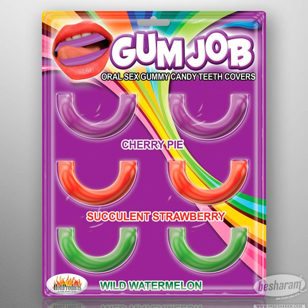 Gum Job Oral Sex Gummy Candy Teeth Covers