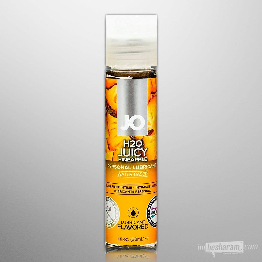 System Jo H2O (Multi) Flavored Lube - 1 oz.