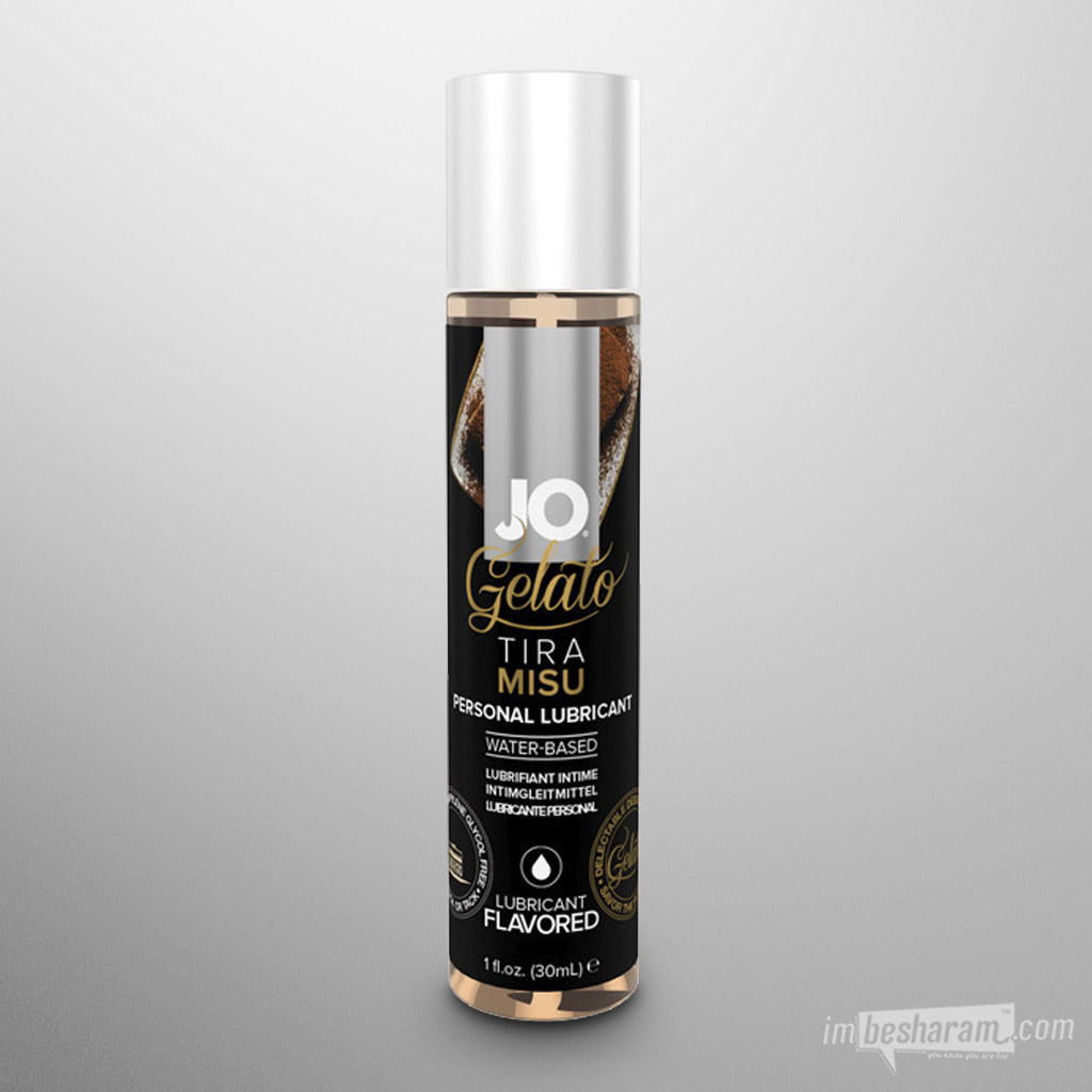 System Jo H2O (Multi) Flavored Lube - 1 oz. main image 10