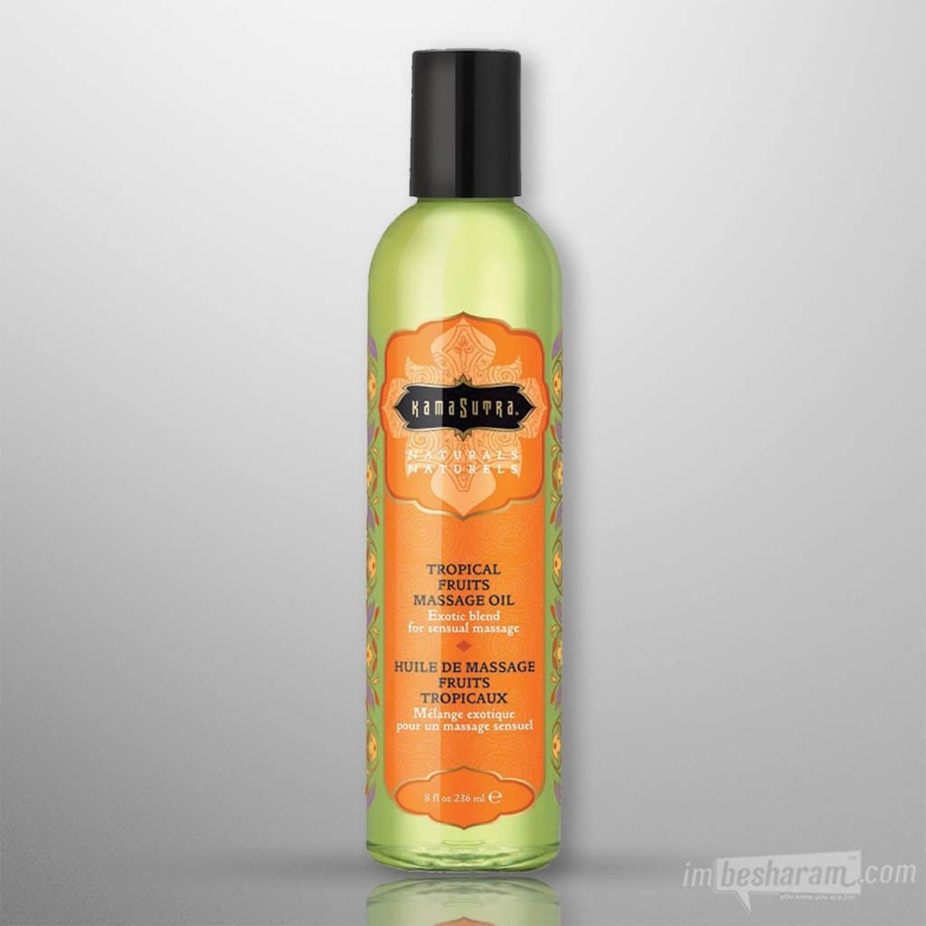 Kama Sutra Naturals Massage Oil main image 1