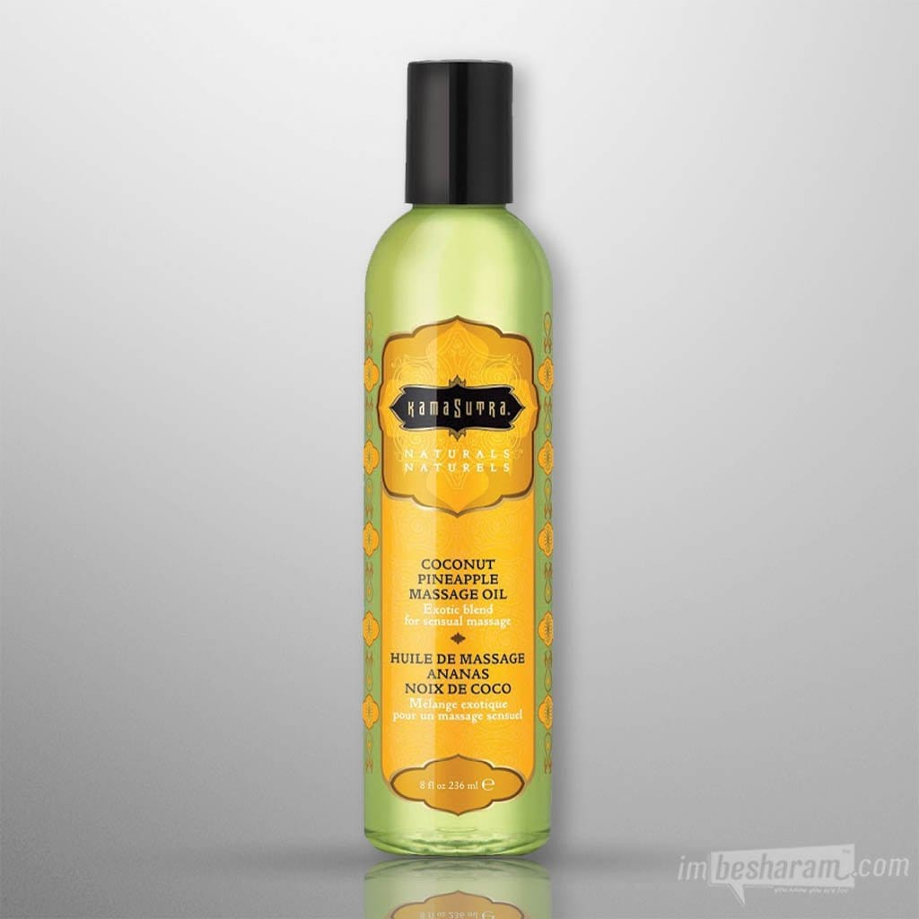 Kama Sutra Naturals Massage Oil main image 5