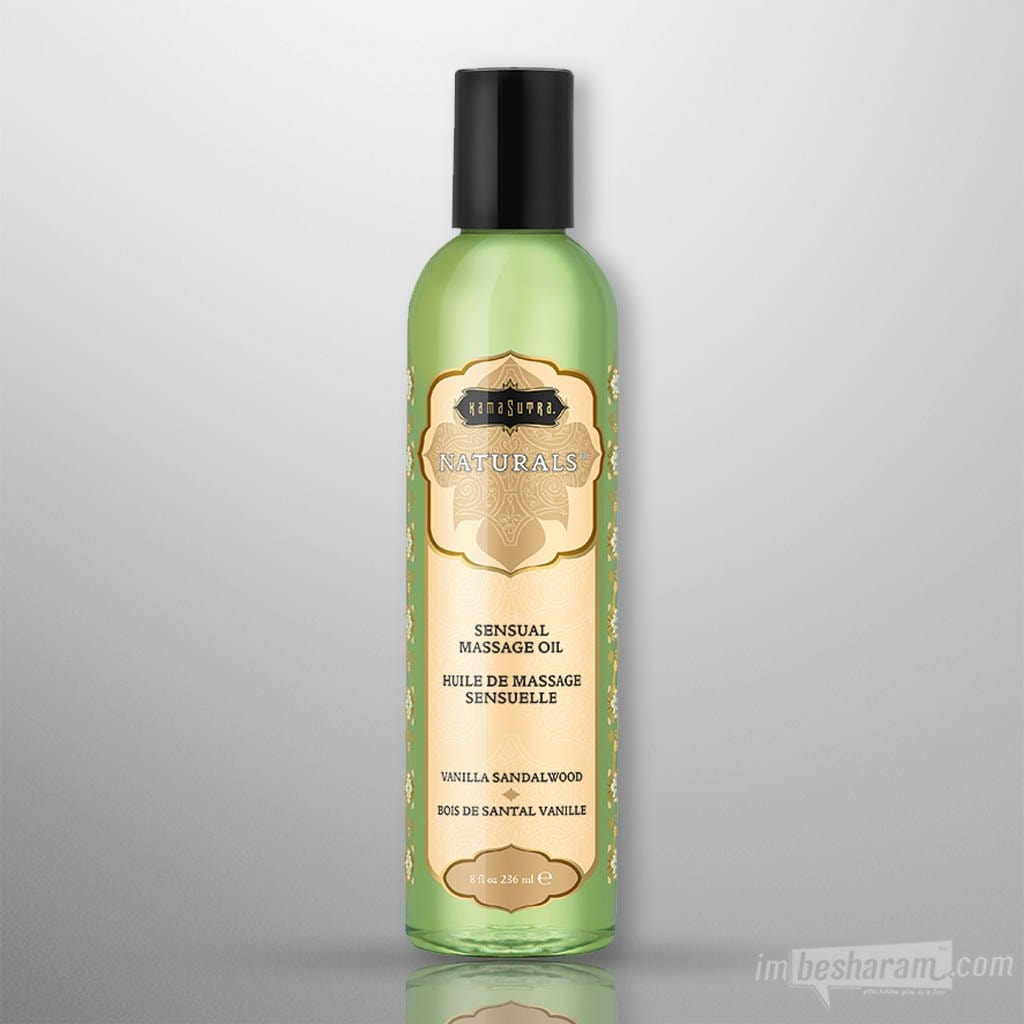 Kama Sutra Naturals Massage Oil main image 4