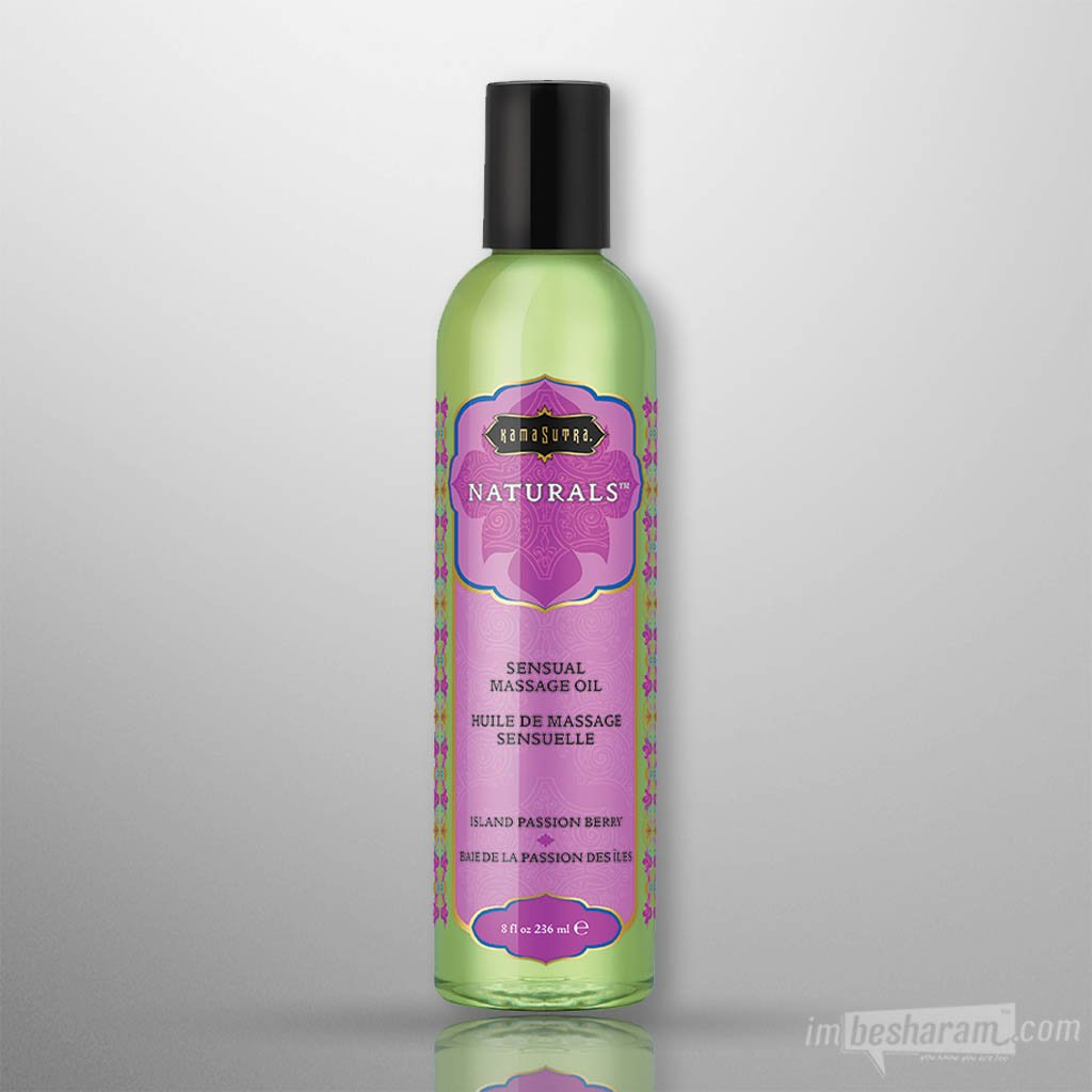 Kama Sutra Naturals Massage Oil main image 6