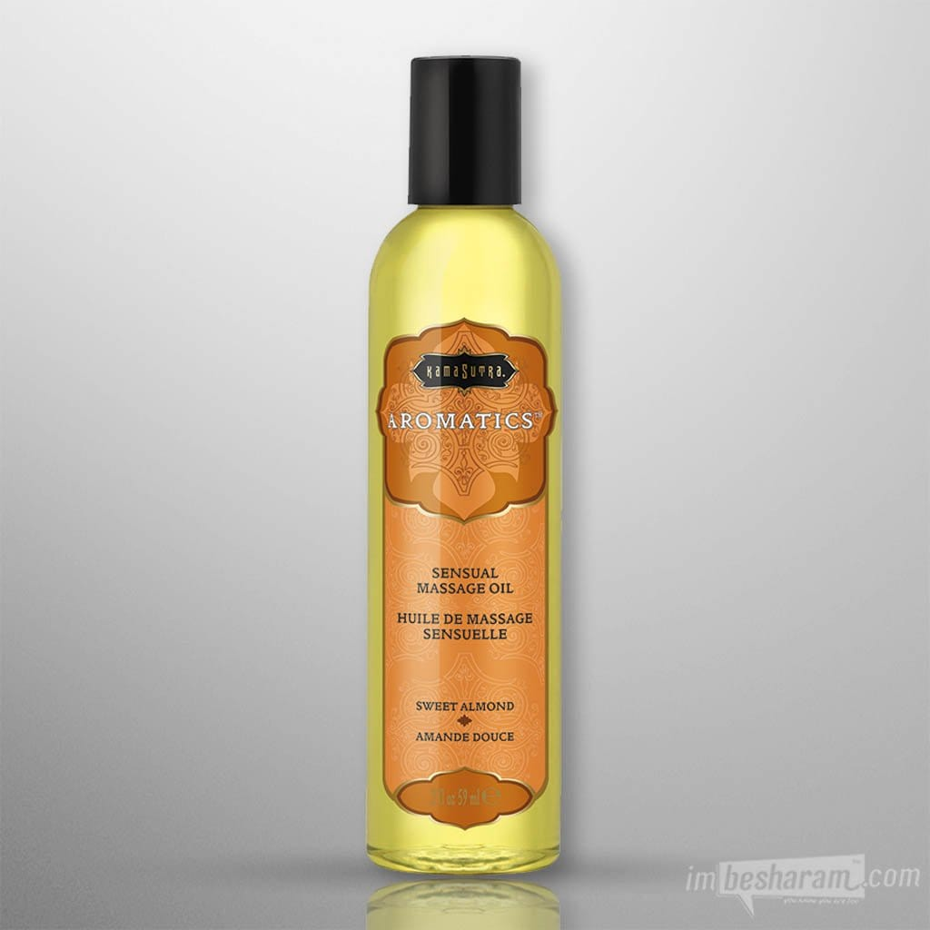 Kama Sutra Aromatic Massage Oil 2oz main image 4