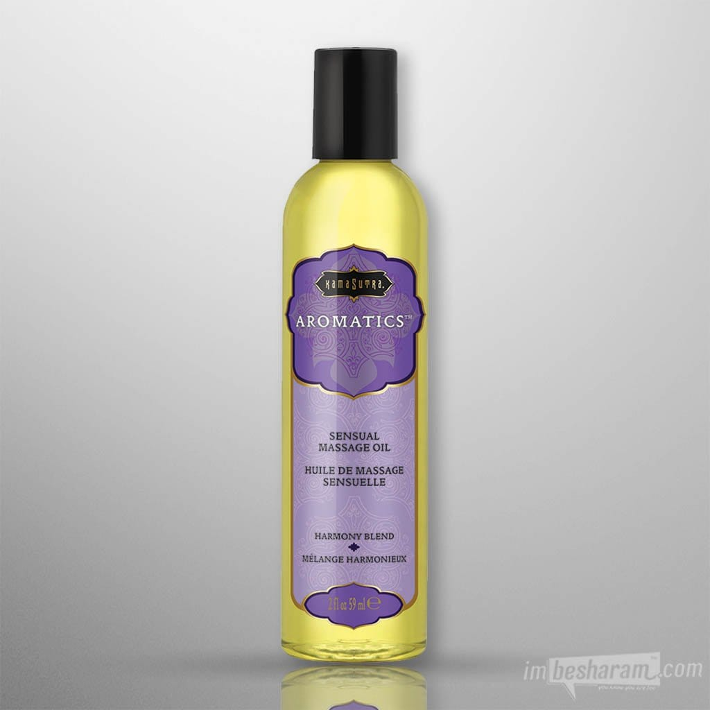 Kama Sutra Aromatic Massage Oil 2oz