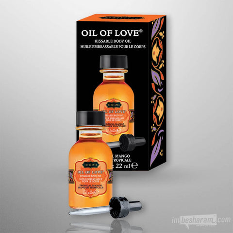 Kama Sutra Oil of Love 0.75oz