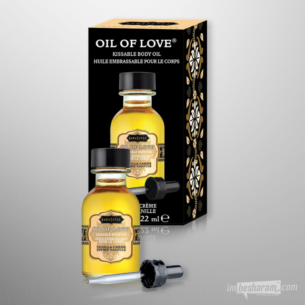 Kama Sutra Oil of Love 0.75oz main image 5