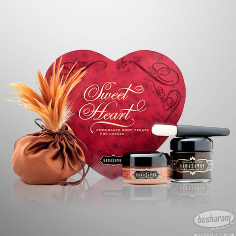 Kama Sutra Edible Sweet Heart Box