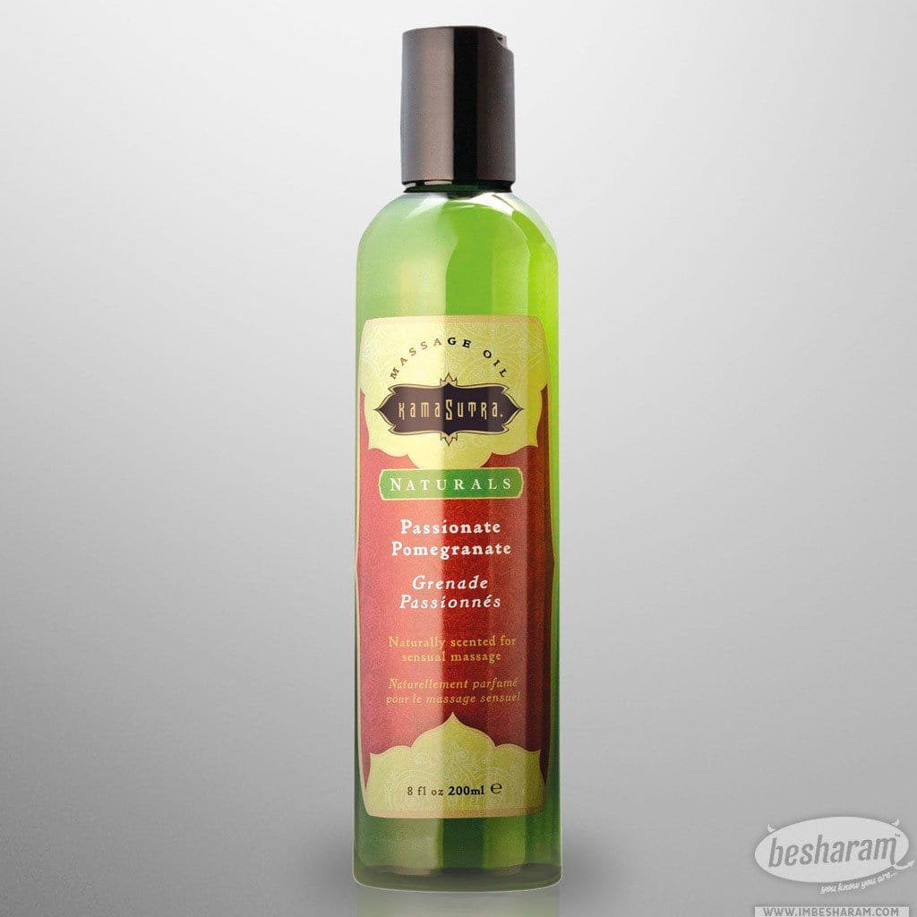 Kama Sutra Naturals Massage Oil main image 2