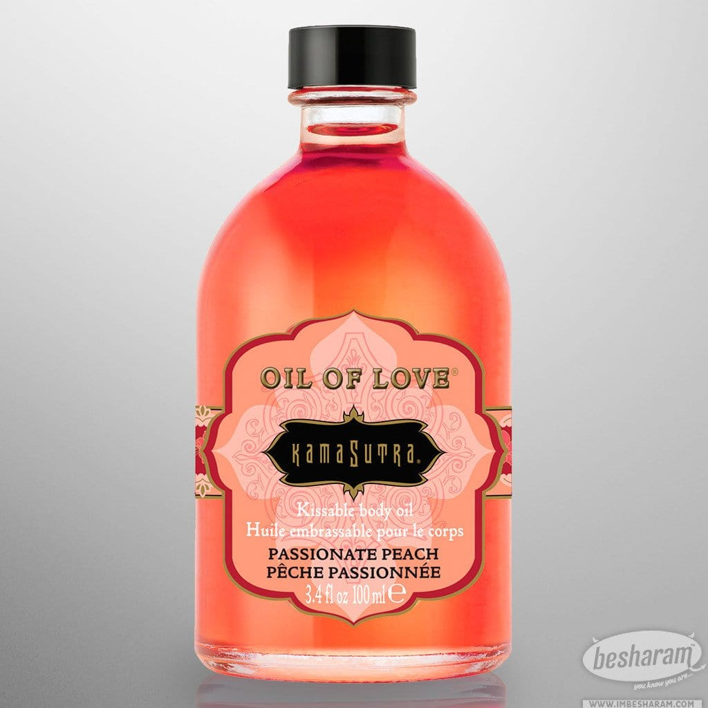 Kama Sutra Oil of Love - NEW!! main image 4