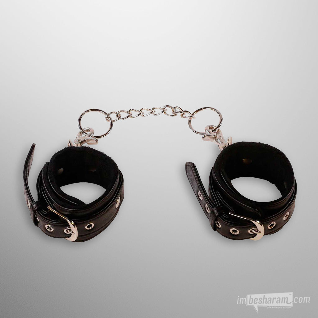 Kink by Amorelie Bond Me Handcuffs main image 2