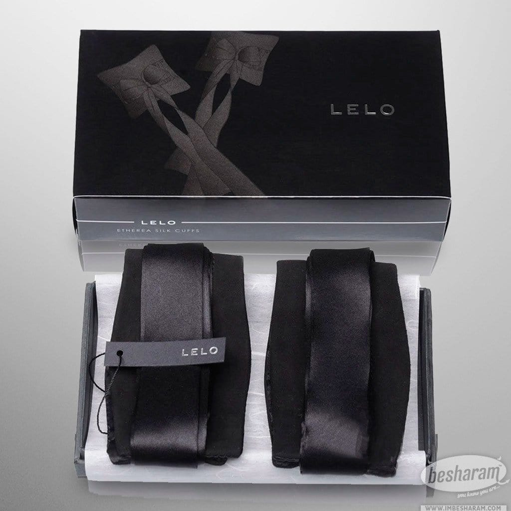 LELO Etherea Silk Cuffs main image 1