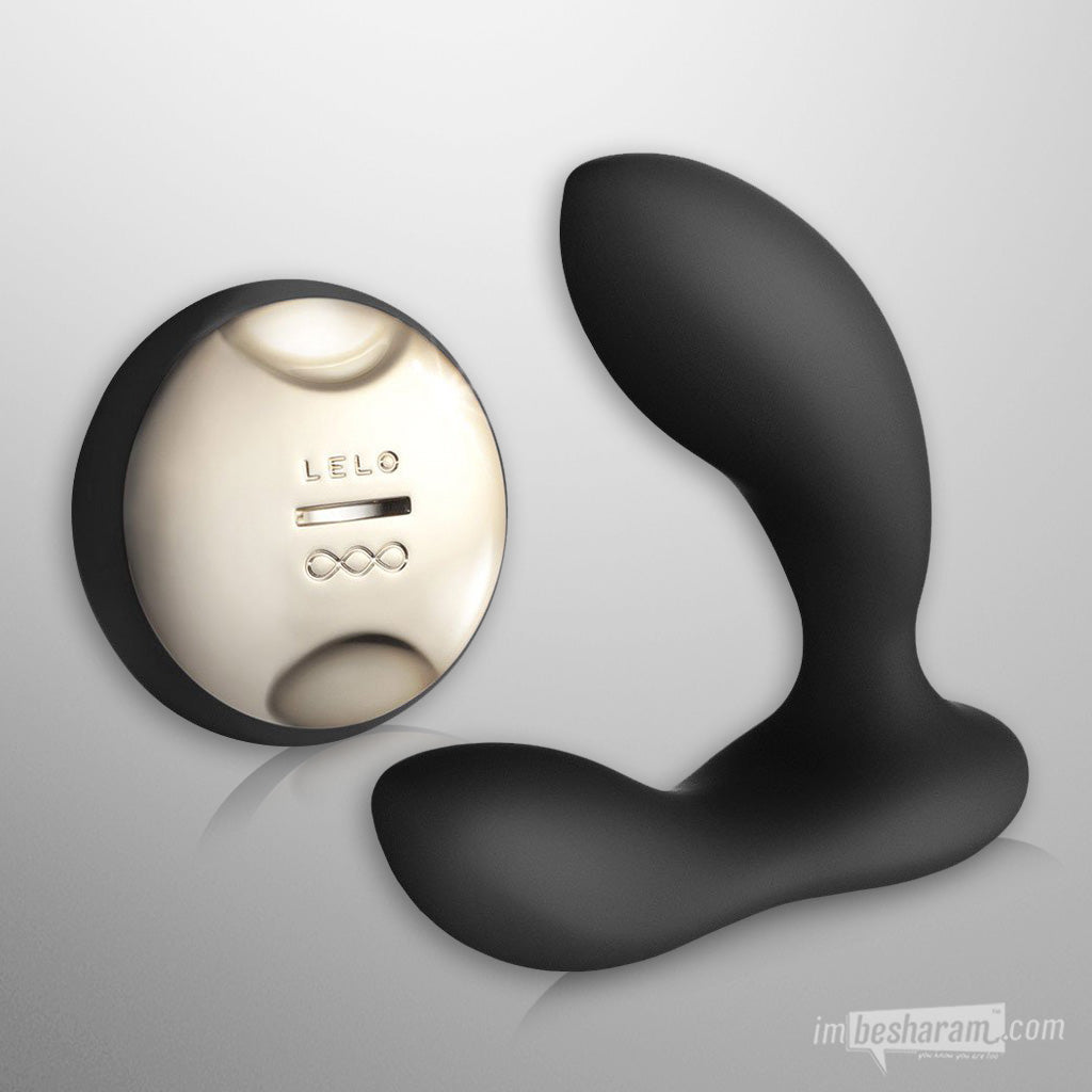 Lelo Hugo Wireless Prostate Massager - New Arrival!
