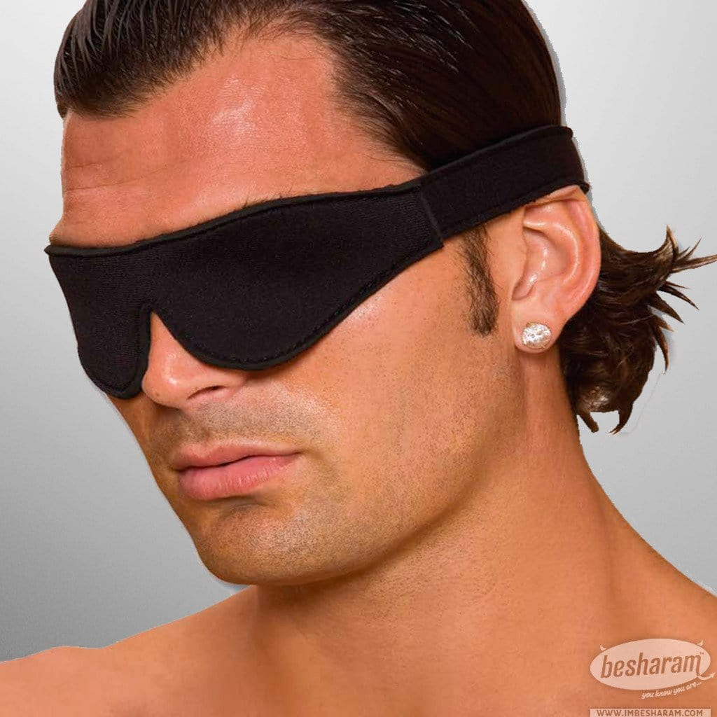 Lux Fetish - Unisex Blindfold main image 3