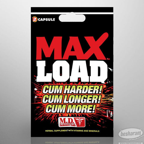 Max Load Sexual Enhancer Capsules