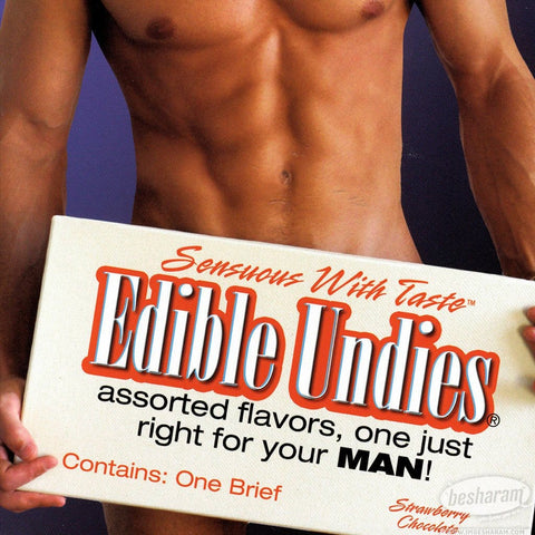 Mens Edible Undies
