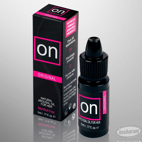 ON for Her Clitoral Arousal Oil