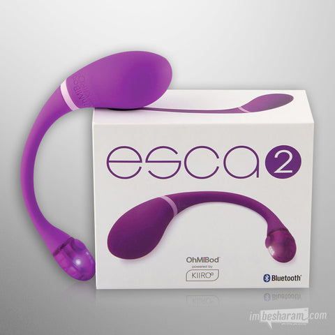 Ohmibod Esca 2 For Kiiroo