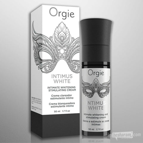 Orgie Intimus Whitening Stimulating Cream