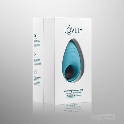 Lovely Smart Couples Ring (App/BluTooth/Wireless)