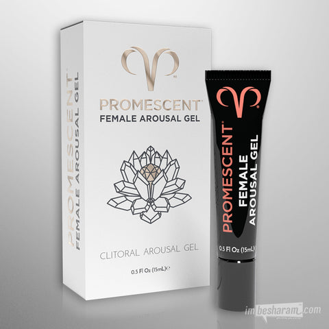Promescent Clitoral Arousal Gel 15ml