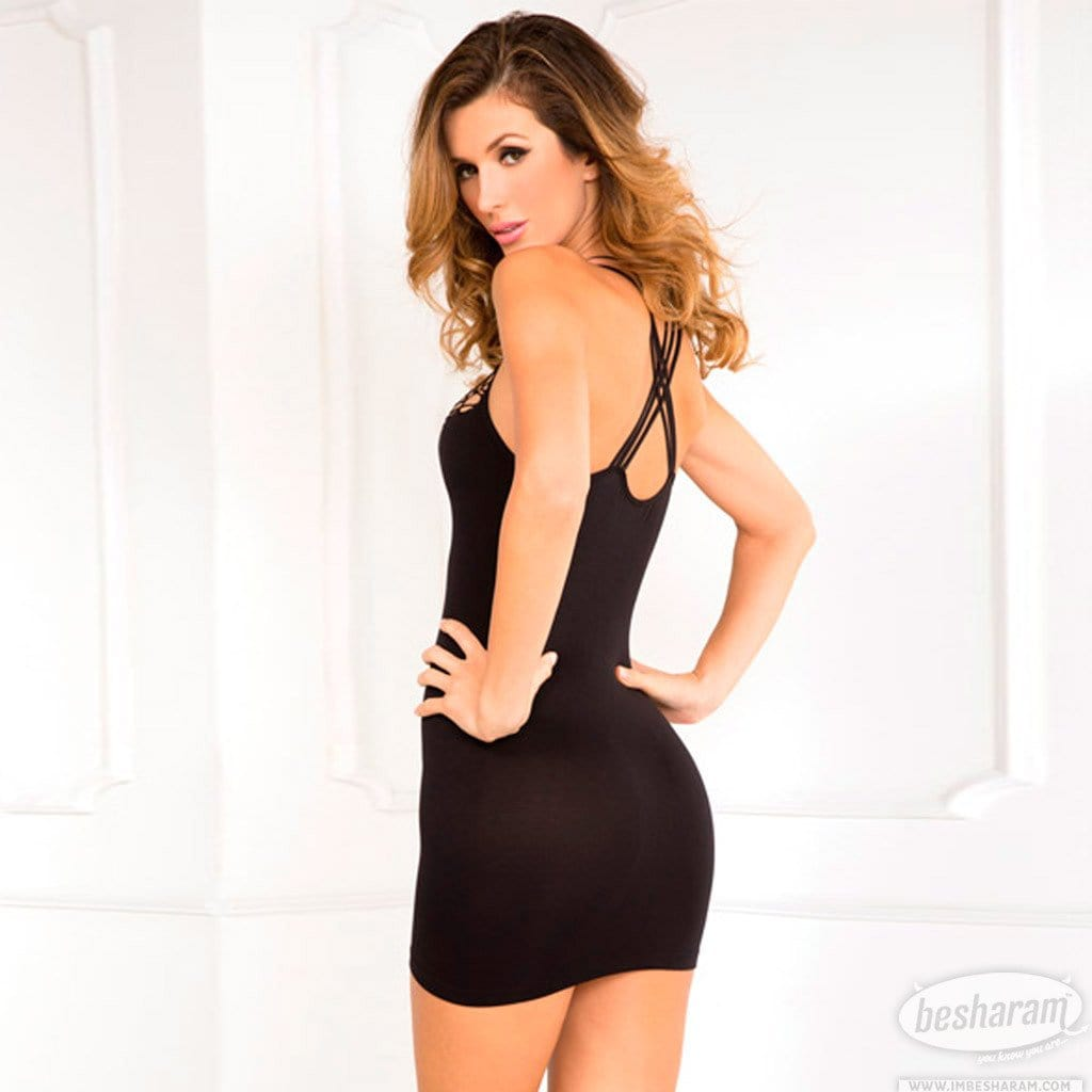 Rene Rofe Exotic Plunge Dress main image 2