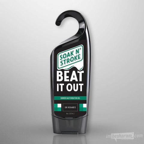 Sir Richard's Soak n' Stroke Beat It Out Gel 8oz
