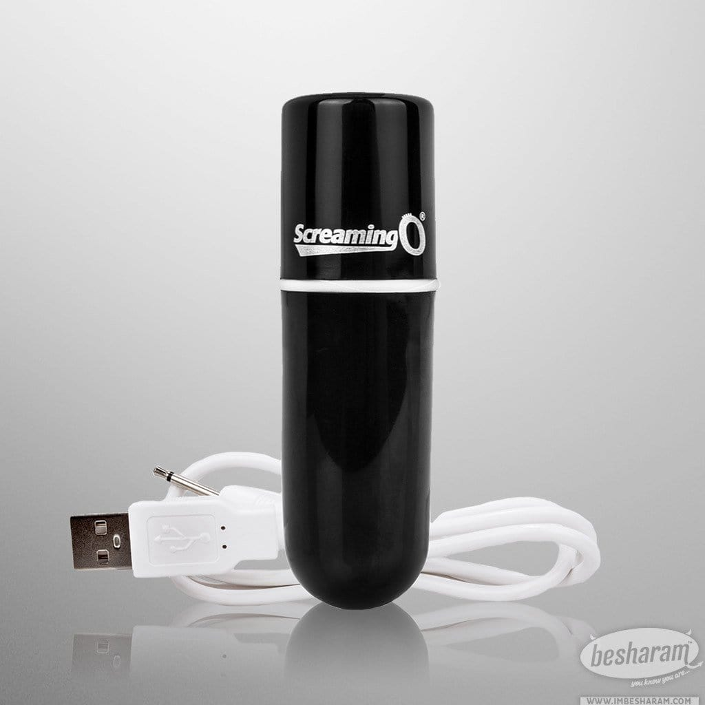 Screaming O Charged Vooom Rechargeable Bullet Vibrator