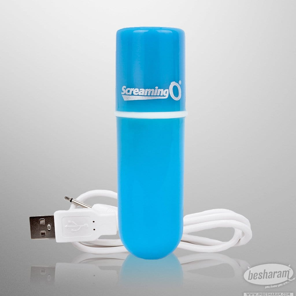 Screaming O Charged Vooom Rechargeable Bullet Vibrator main image 3