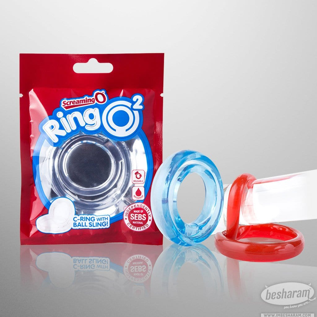 Screaming O RingO 2 Double Erection Ring main image 1