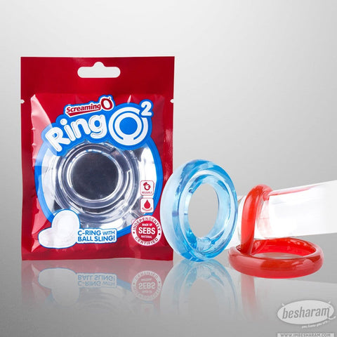 Screaming O RingO 2 Double Erection Ring