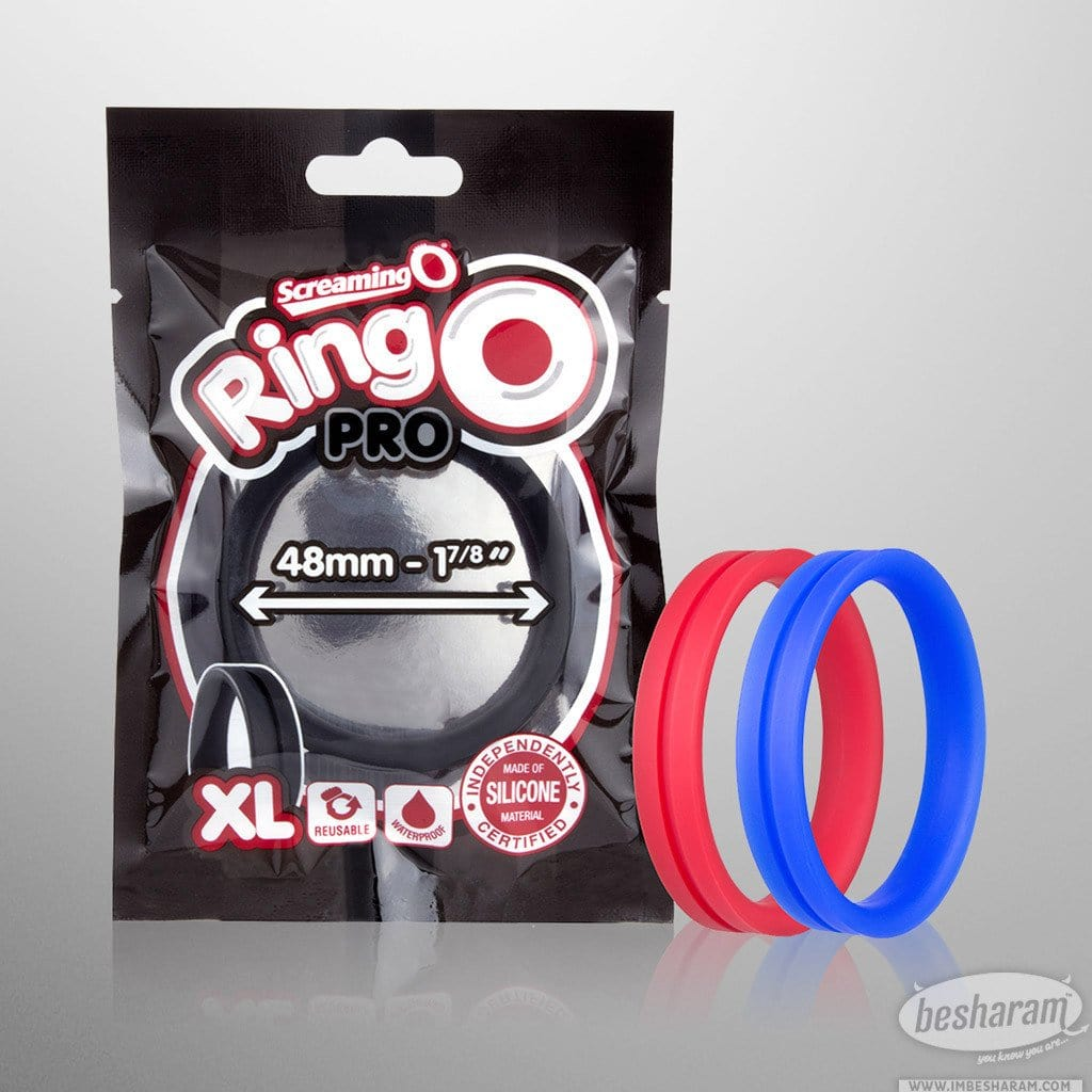 Screaming O Ringo Pro XL Silicone Erection Ring main image 1