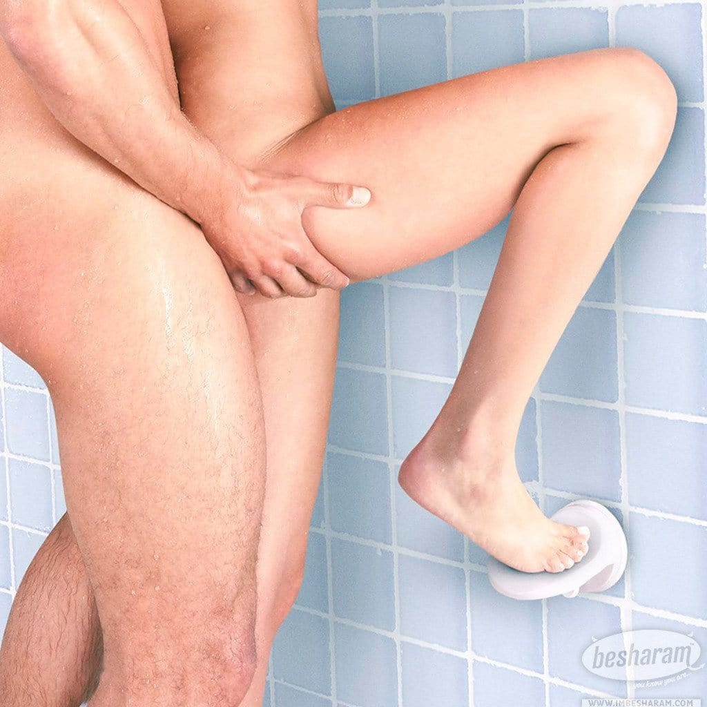 Sex In The Shower Single Locking Foot Rest main image 4