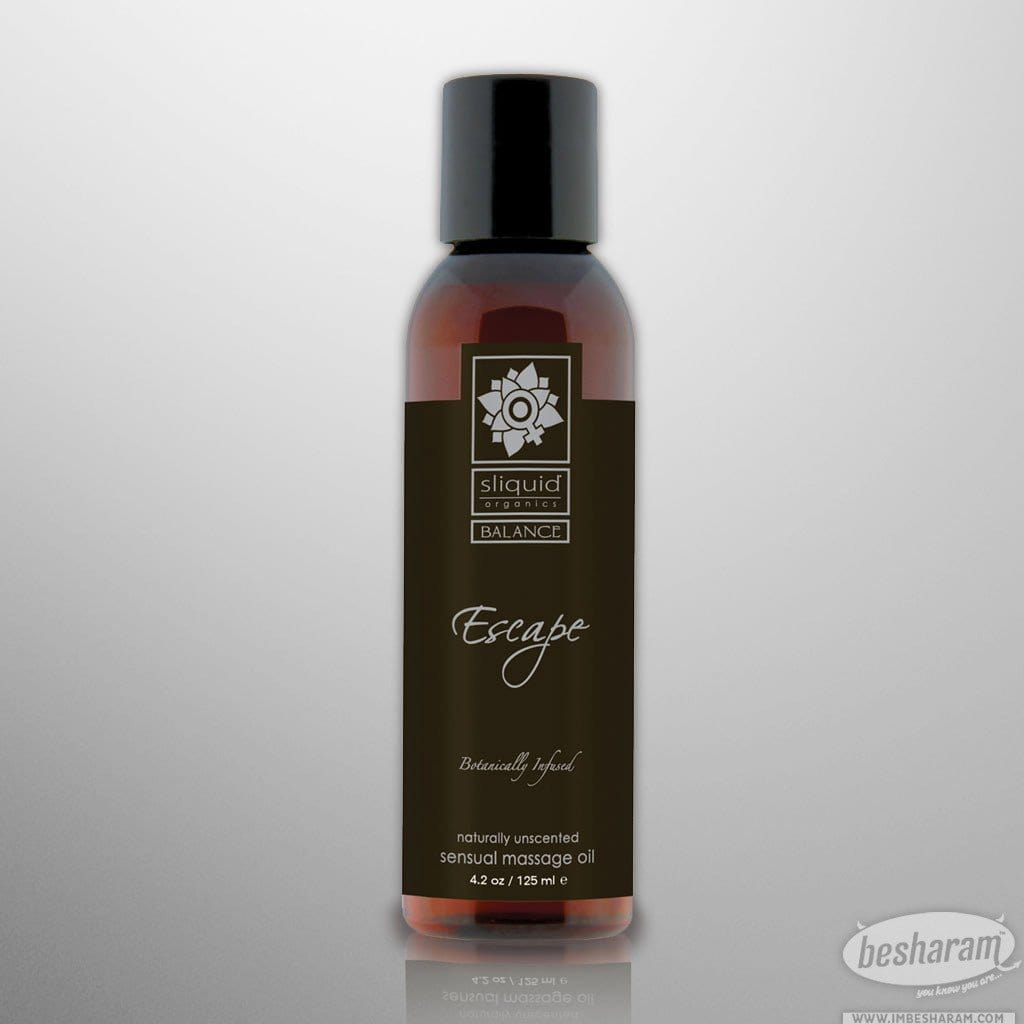 Sliquid Organics Sensual Massage Oil main image 2