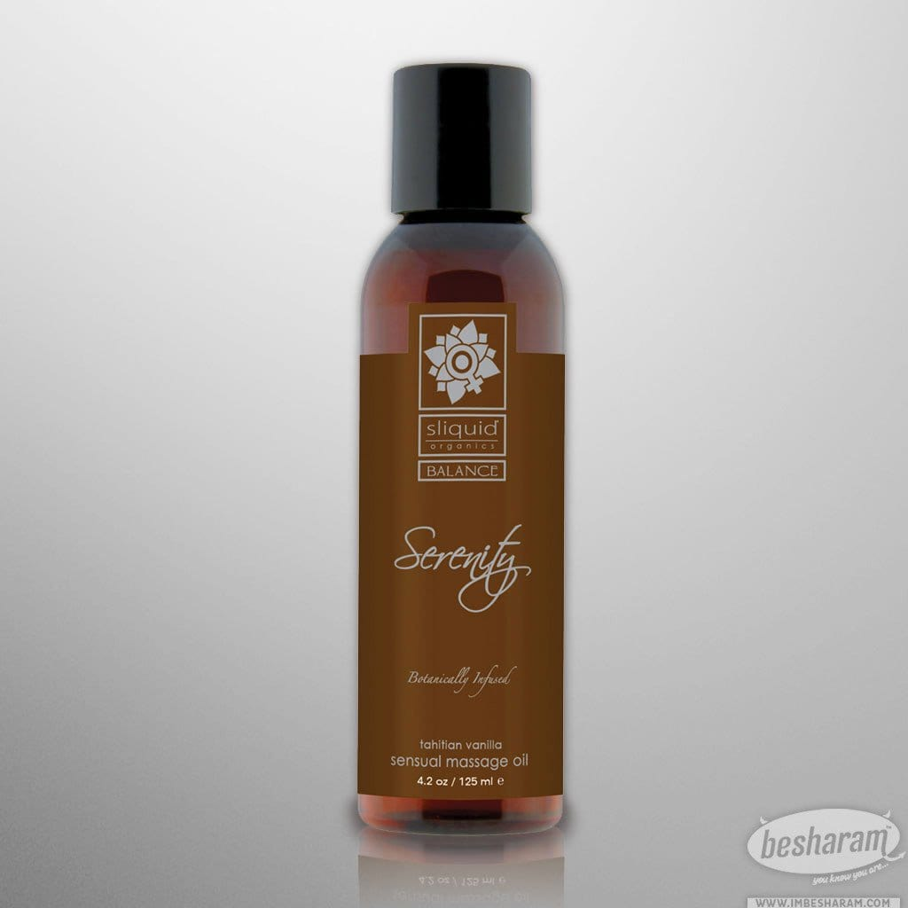 Sliquid Organics Sensual Massage Oil main image 4