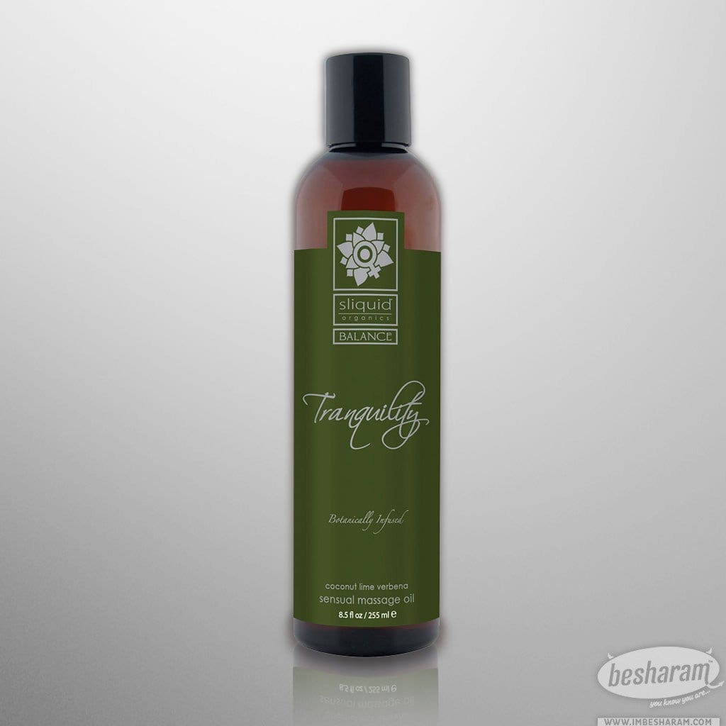 Sliquid Organics Sensual Massage Oil main image 6