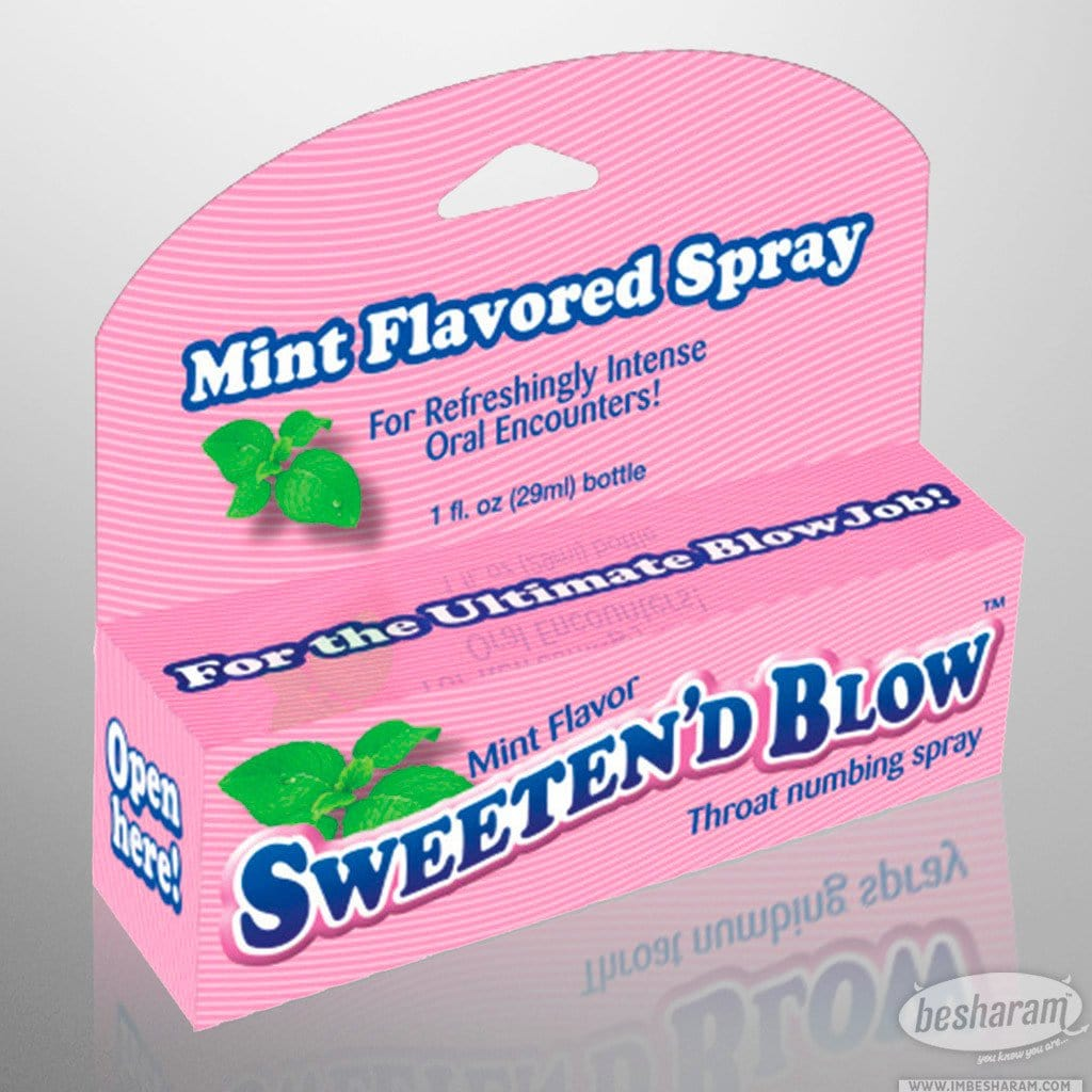 Sweetend Blow Deep Throat Spray
