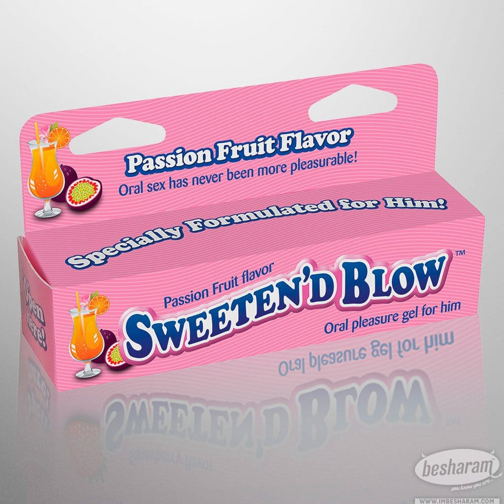 Sweetend Blow Oral Pleasure Gel (For Him) main image 2