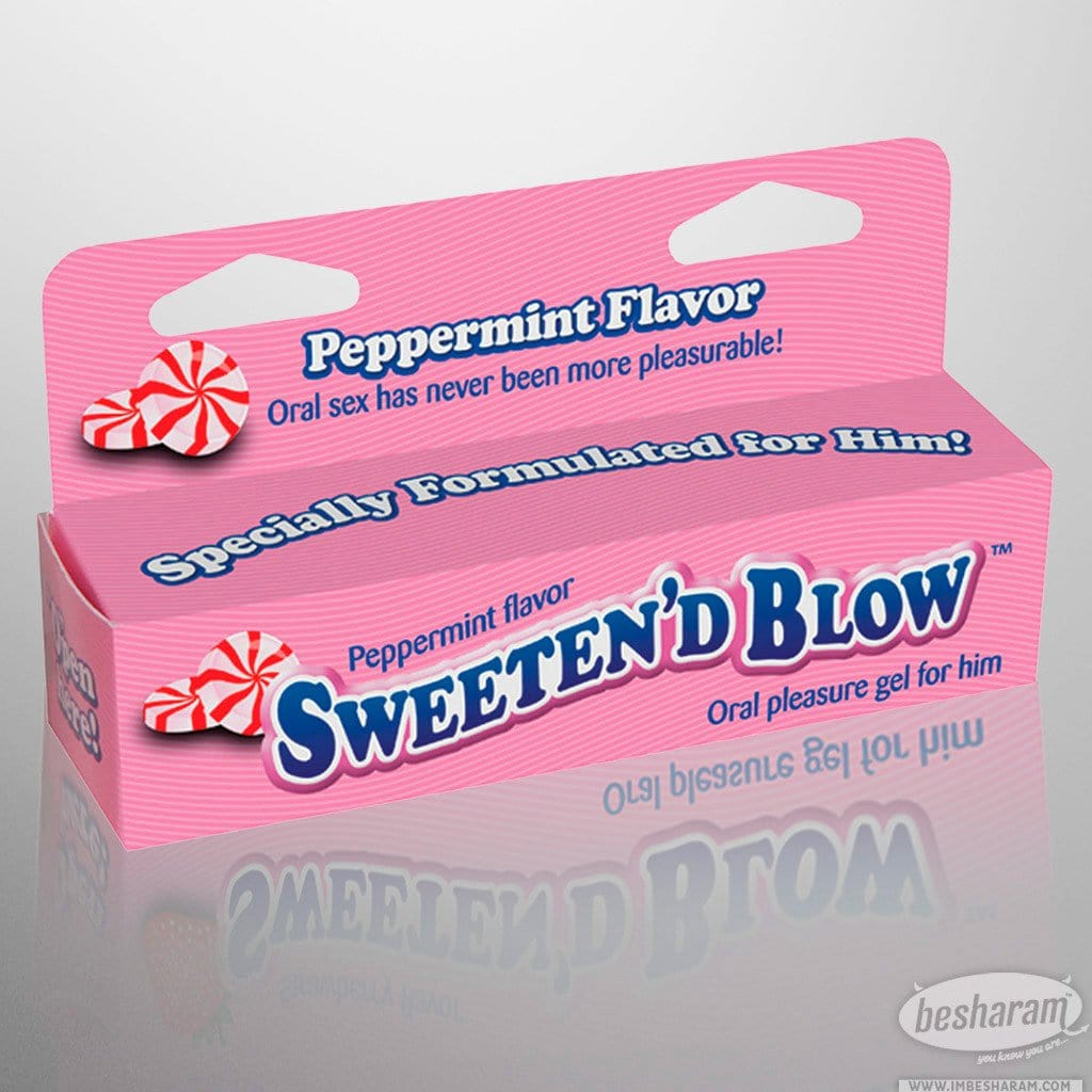 Sweetend Blow Oral Pleasure Gel (For Him) main image 3